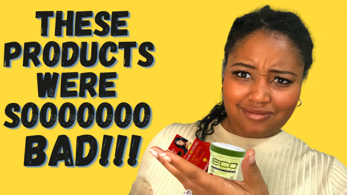 HERE ARE MY TOP 10 WORST NATURAL HAIR PRODUCTS OF 2020!