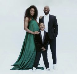 Beautiful Black Family Photo Inspo