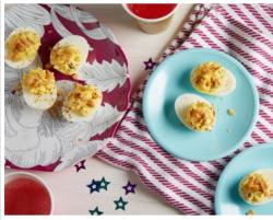 Sunny's Deviled Eggs
