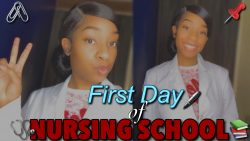 GRWM: The First Day of Nursing School | Southern University A & M College | SUSON
