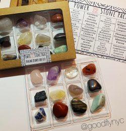Healing Crystals Stone Kits