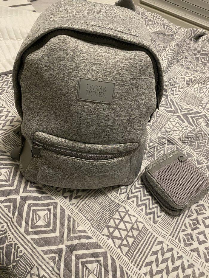 Dagne Dover Backpack & Tech Case