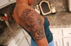 Tattoos&piercings🖤