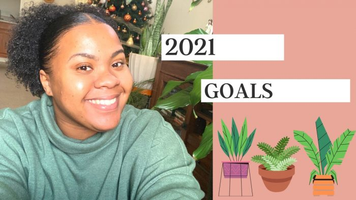 NEW YEAR NEW GOALS | YOUTUBE VIDEO