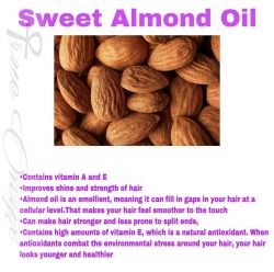 Sweet almond oil facts
