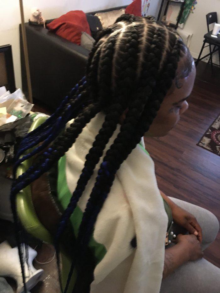 Pop smoke 💨 braids