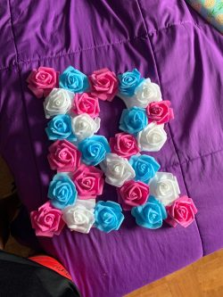 Flower Letters 🌺