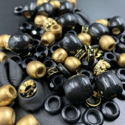 Majesty Hair Bead Collection