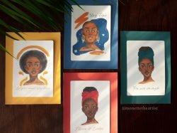 BLACK GIRL MAGIC ART
