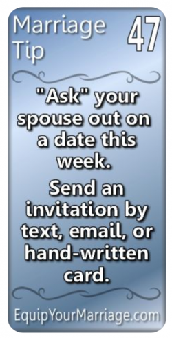 Marriage Tip #47