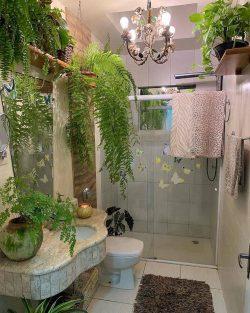 IG; hernameboo Plant Bathroom