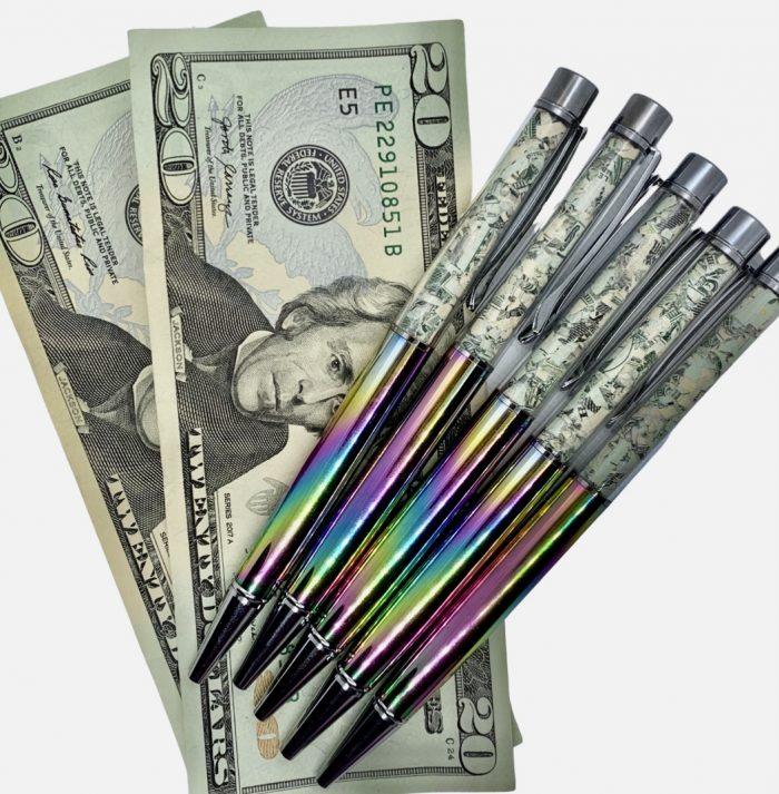 Money pens