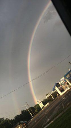 🌈double rainbow 🌈