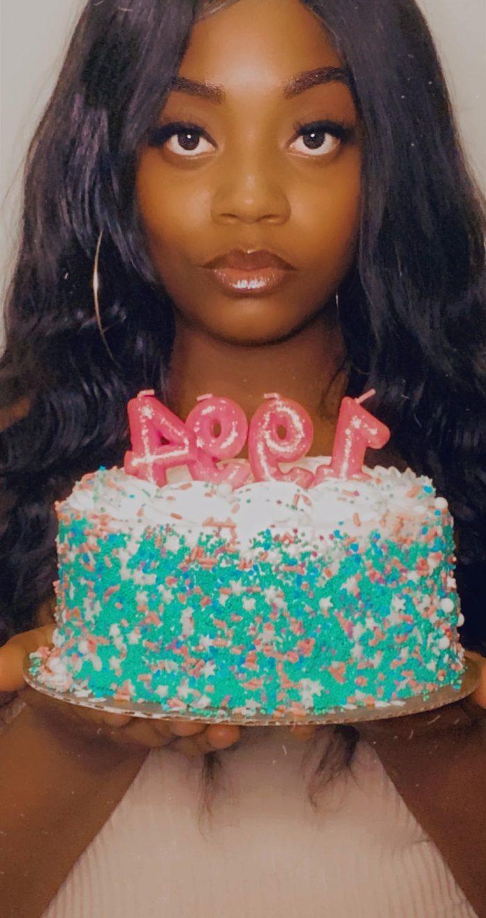26th Birthday IG: hernameboo