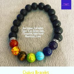 Gemstone Bracelets Buy Black