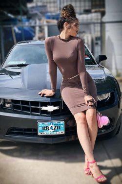 brown dress 🤎 camaro