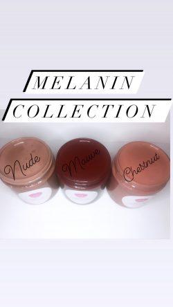Melanin collection