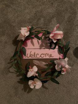 D.I.Y wreath