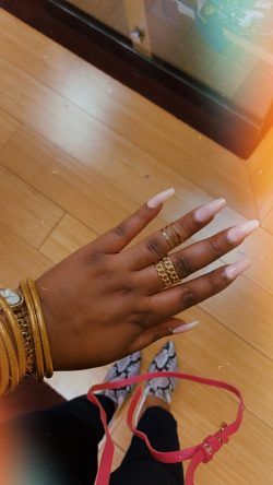 Gold rings Reese Marcelle Jewelry