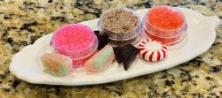 MyKBar Sugar lip scrubs