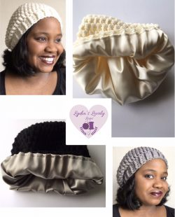 Satin Lined Winter Hats