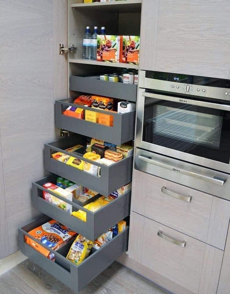 Storage Goals 🙌🏿