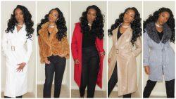 Fashion Coat Haul