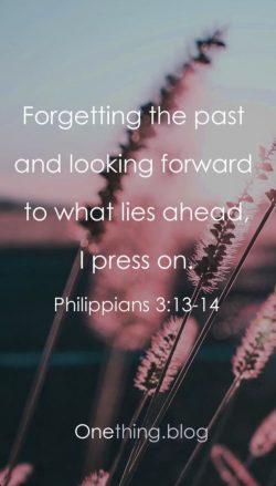 Challenge day 5- Philippians 3:13-14
