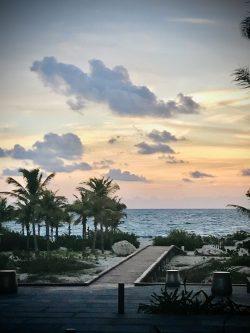 Catalonia Costa Mujeres in Mexico #beach #Catalonia #sunrise #happyplace