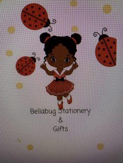 Bellabug Stationery logo