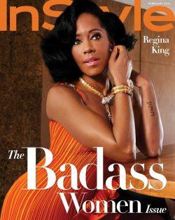 Regina King for InStyle Magazine February 2021