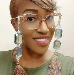 "LizzyKing ""Extra"" Eyeglass Chains"