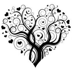 Joy love heart