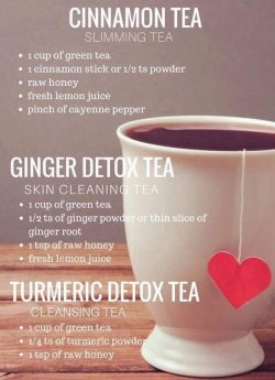 Tea concoctions