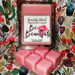 Be Beautiful Handmade Wax Melt