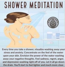 Cleanse and meditate