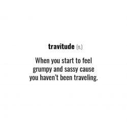 Travitude State of Mind!