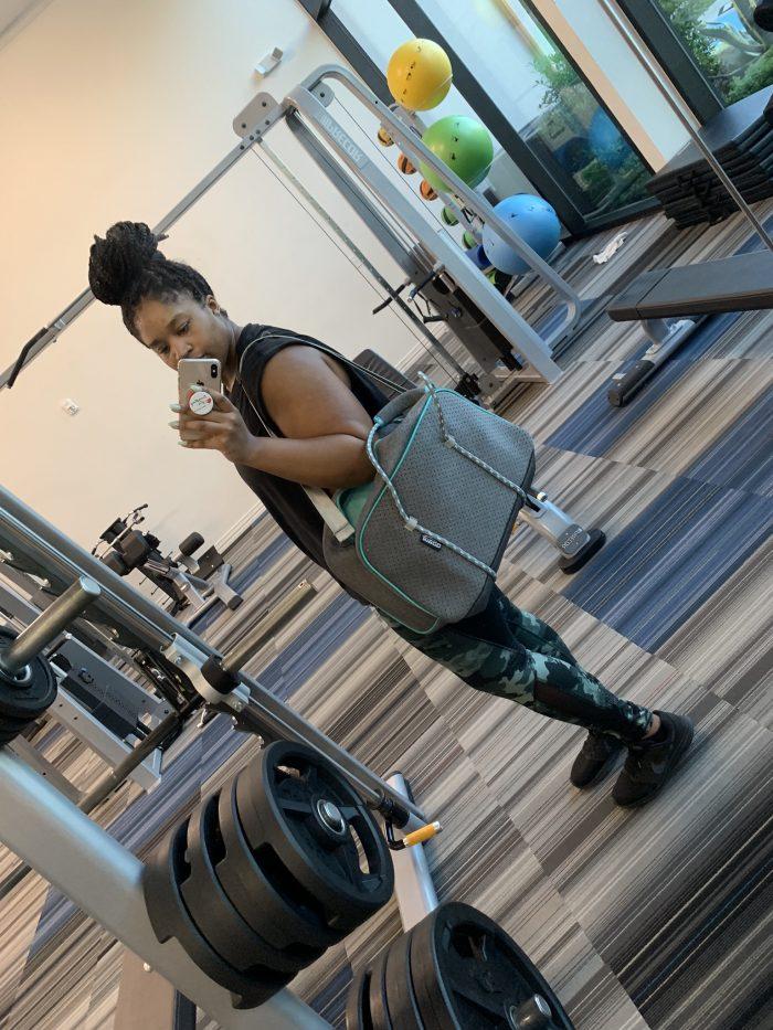 Gym Bag!