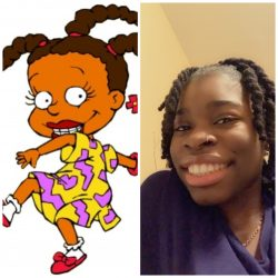 Is Susie Carmichael My Cartoon Twin?! 😱