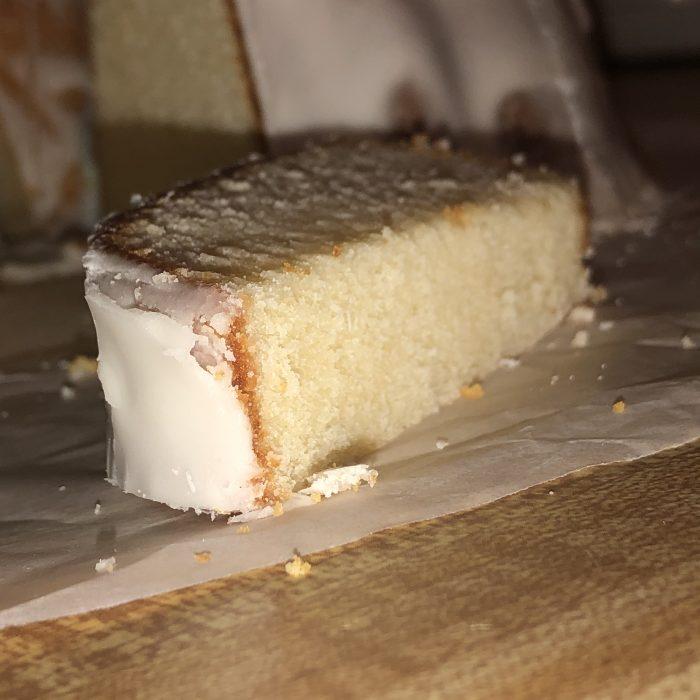 Maya's Famous Vanilla Pound Cake
