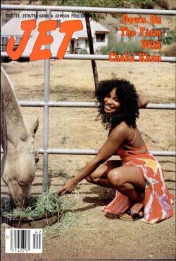 Chaka Khan | Jet Magazine 1978