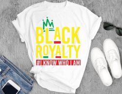 Black Royalty Tee