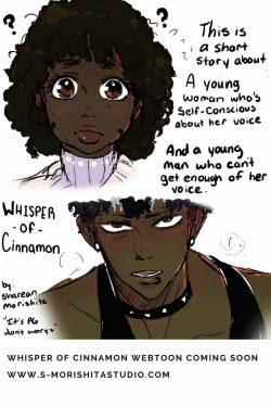 Whisper of Cinnamon Webtoon Comic