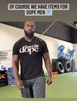 Saved & Still Dope Men