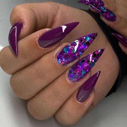 Purple Kisses