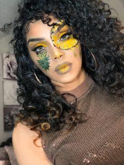 pineapple 🍍 fineapple 🎨 makeup