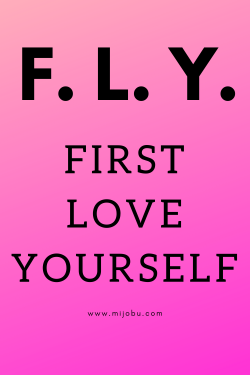 Love yourself! 2021 Let's Get It