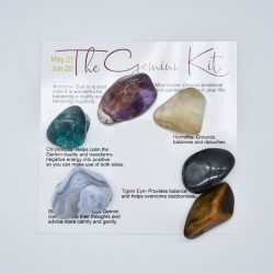 Gemini Crystal Kit