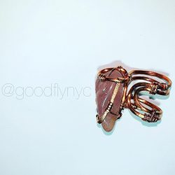 Copper Wire Wrap by Good-Fly NYC