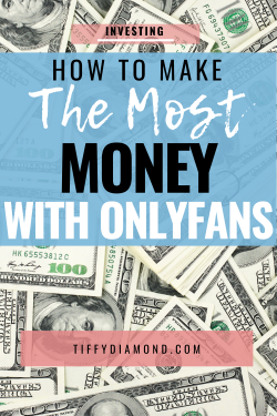 How to Make the MOST money on ONLYFANS
